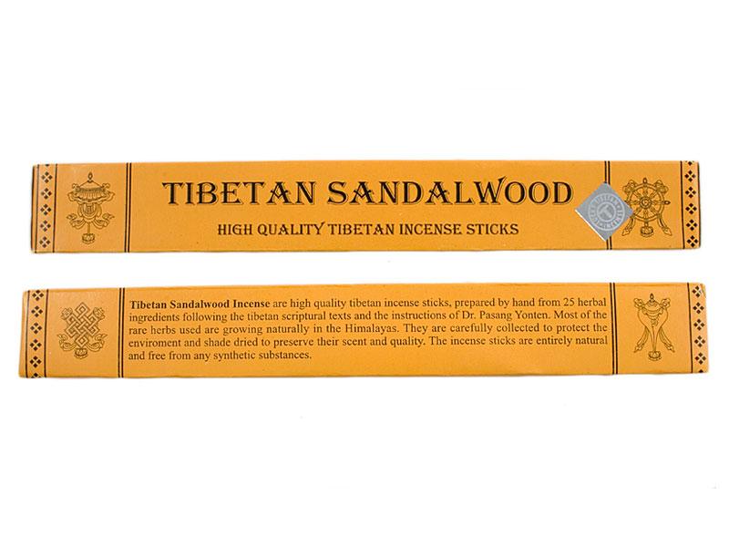 Räucherstäbchen - Tibetan Sandalwood
