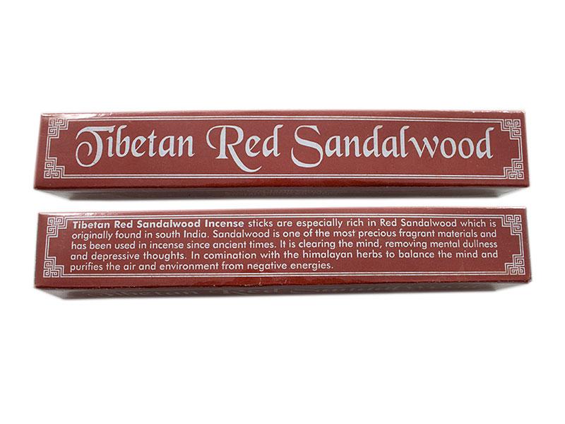Räucherstäbchen - Tibetan Red Sandalwood