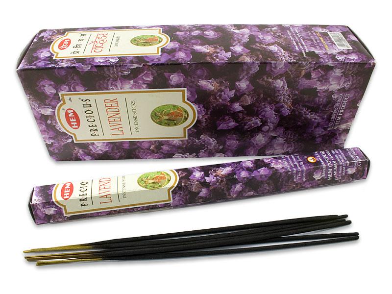 Hem Lavender Räucherstäbchen