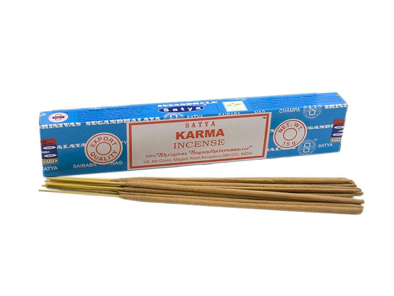 Nag Champa Karma Räucherstäbchen