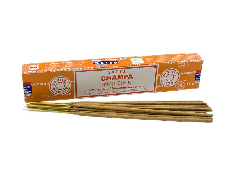 Nag Champa Champa Räucherstäbchen