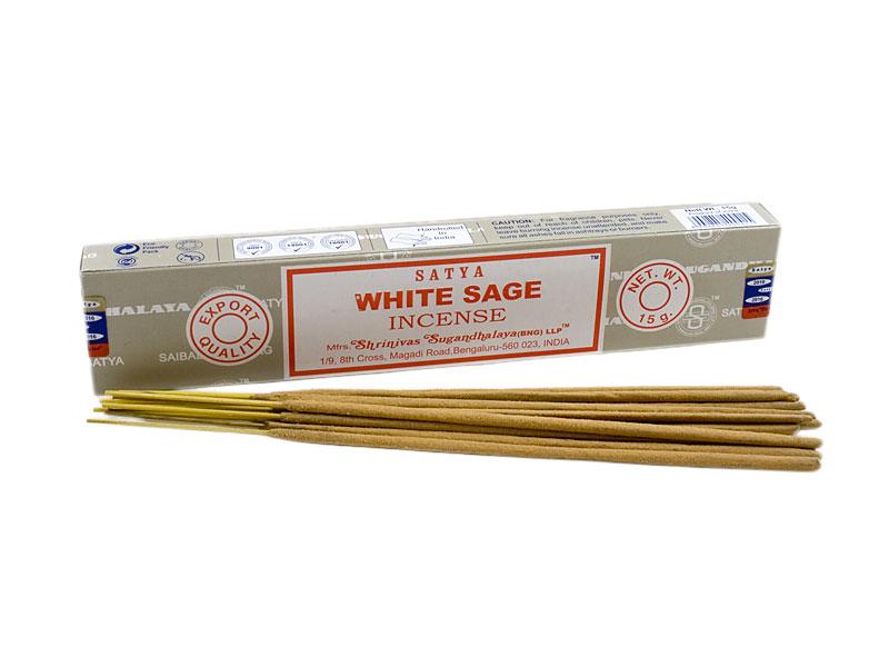 Nag Champa White Sage Räucherstäbchen