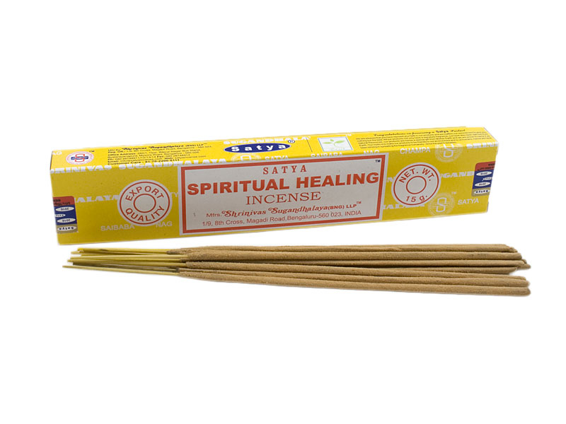 Nag Champa Spiritual Healing Räucherstäbchen