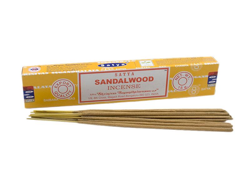 Nag Champa Sandalwood Räucherstäbchen