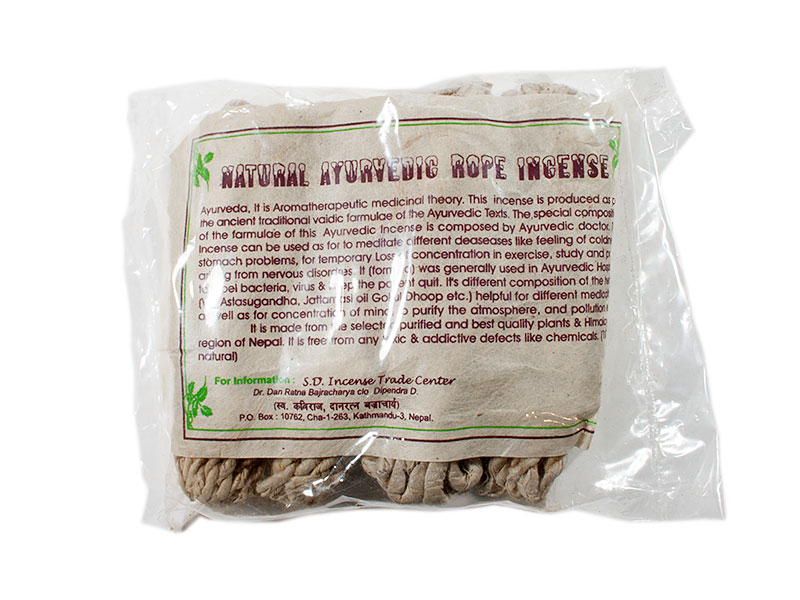 Räucherschnur - Natural Ayurvedic Rope