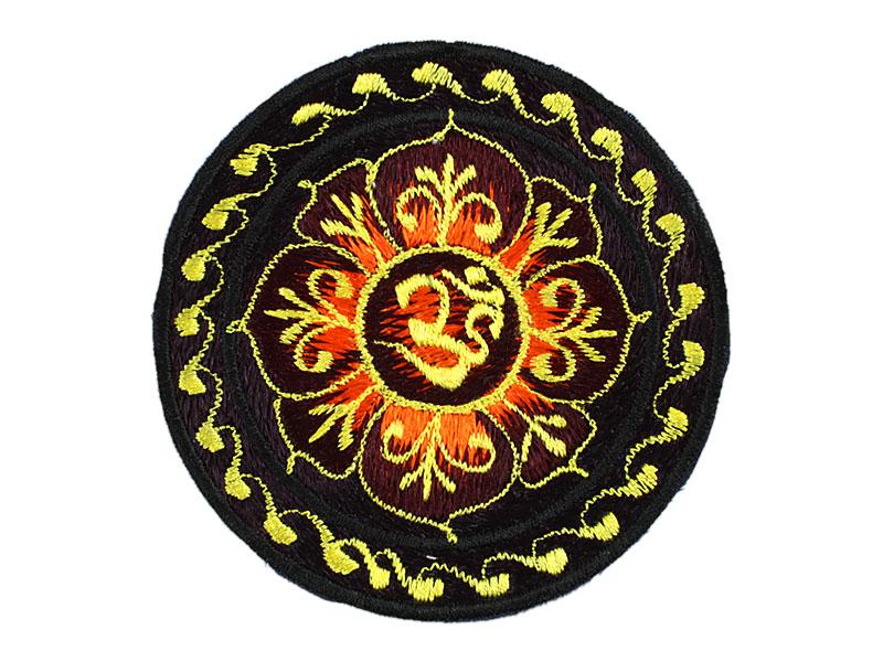 Aufnäher / Patch - Om Aum Symbol