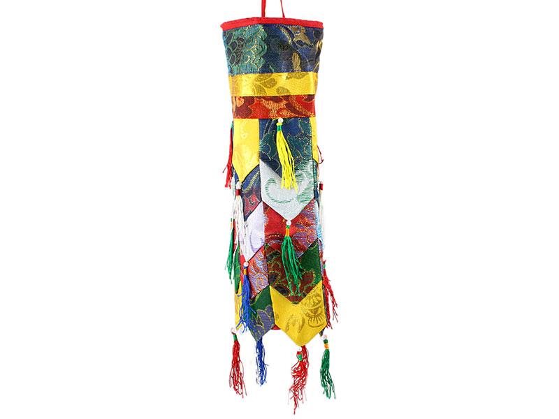 Tibetischer Deckenbehang Chukhor 40 cm