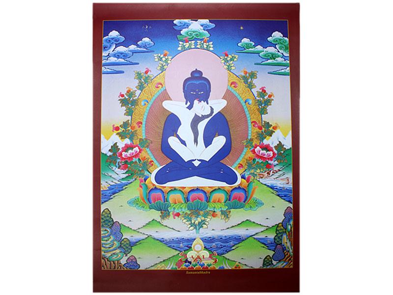Dharma Poster Sanantabhadra
