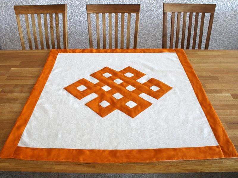 Tischdecke Unendlicher Knoten Baumwolle
