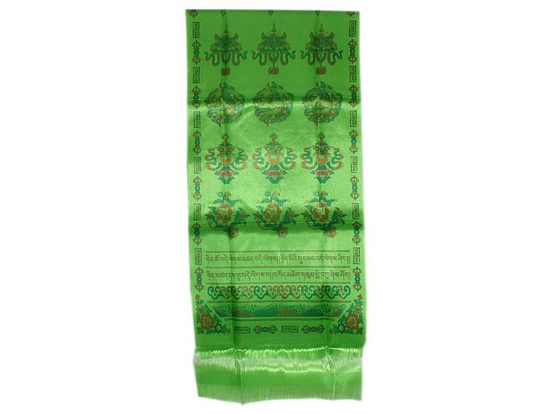 Khata Katak Glückssymbole grün