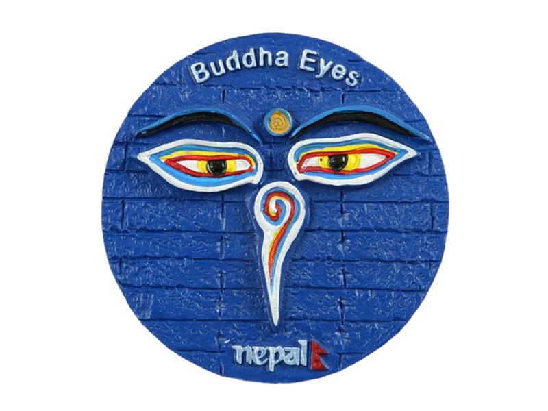 Magnet Buddha Eyes Nepal