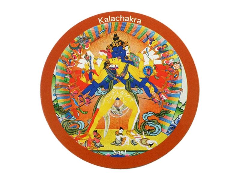 Magnet buddhistische Gottheiten Nepal