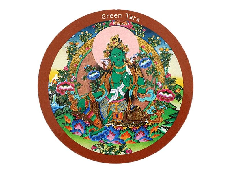 Kühlschrank Magnet Grüne Tara