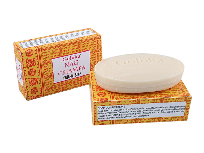 Goloka Seife Nag Champa Natural Soap