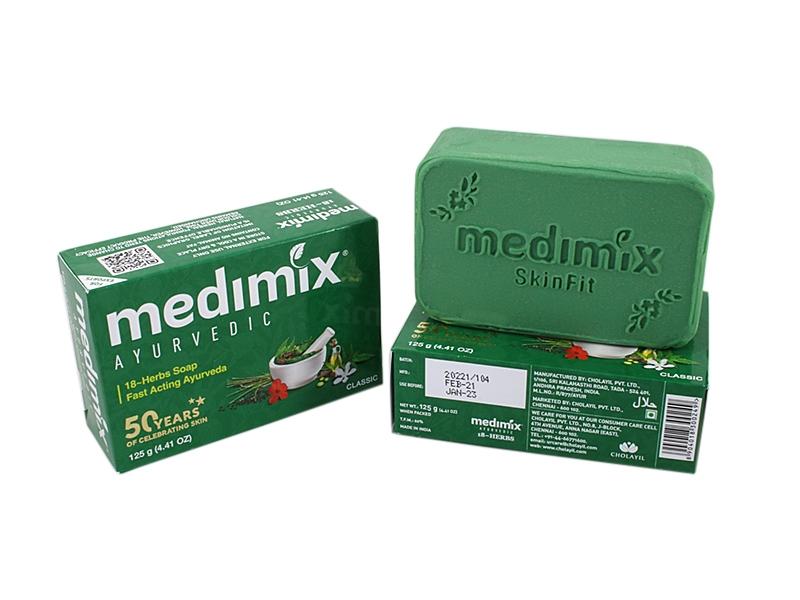 Medimix Classic ayurvedische Kräuter Seife