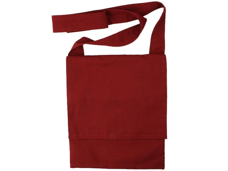 Mönch Reisetasche Lama Bag weinrot
