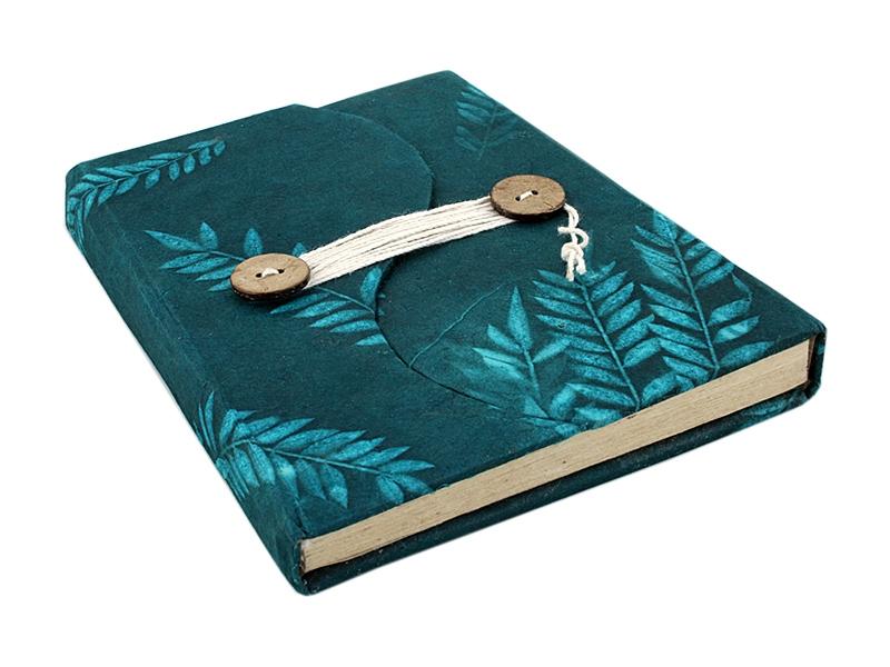 Notizbuch Tagebuch Pana aus Loktapapier A6
