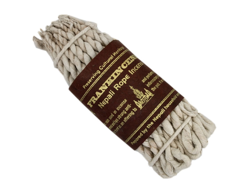 Räucherschnur - Frankincense Nepali Rope Incense