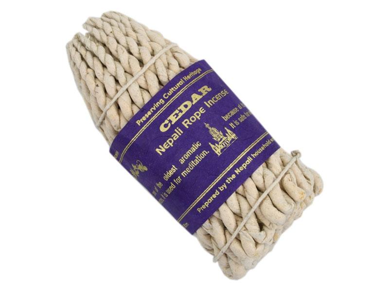 Räucherschnur - Ceder Nepali Rope Incense