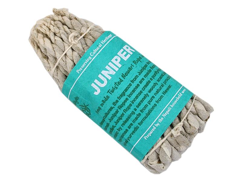 Räucherschnur - Juniper Newari Rope