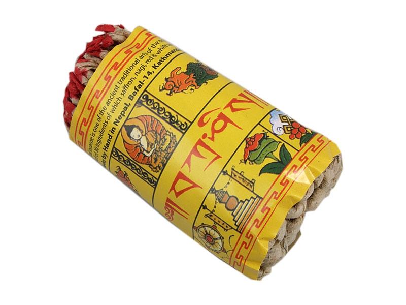 Räucherschnur - Tashi Rope Incense