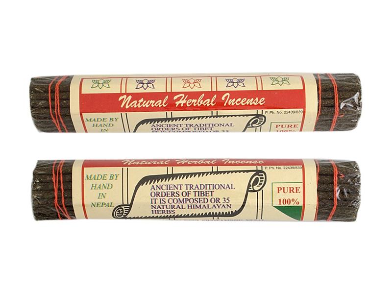 Räucherstäbchen - Natural Herbal Incense