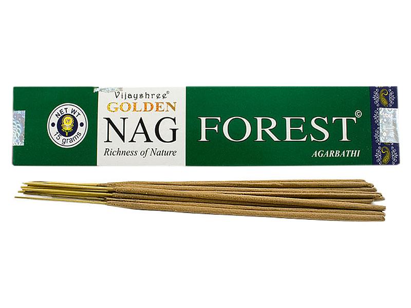 Räucherstäbchen - Golden Nag Forest