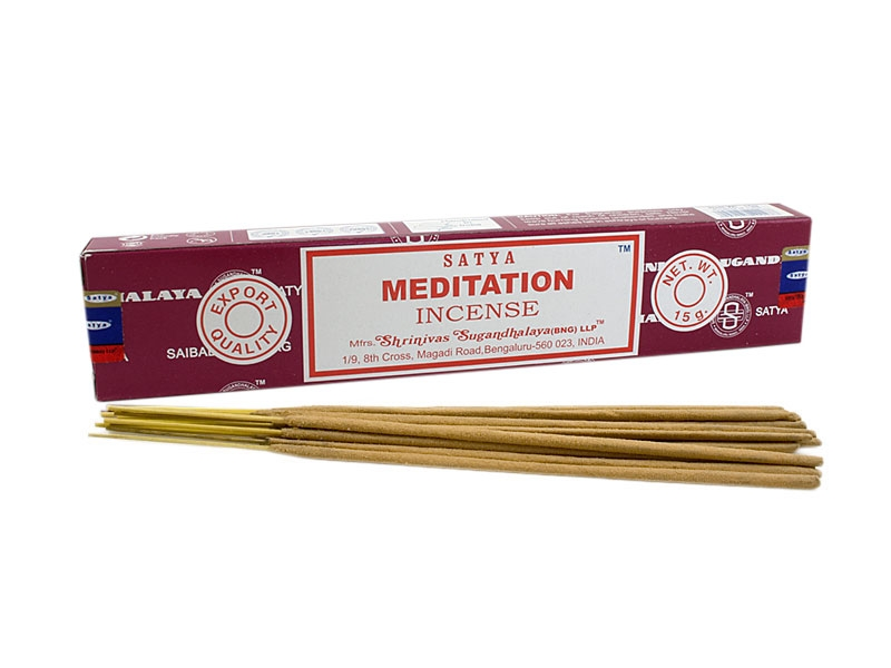 Nag Champa Meditation Räucherstäbchen