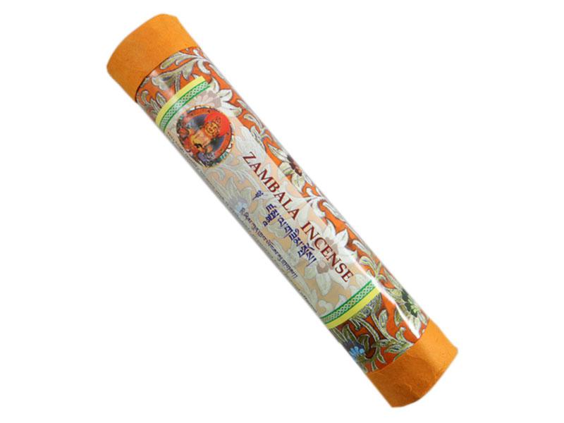 Tibetische Räucherstäbchen - Zambala Incense