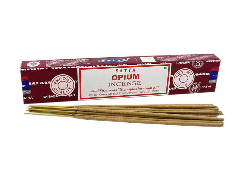 Nag Champa Opium Räucherstäbchen