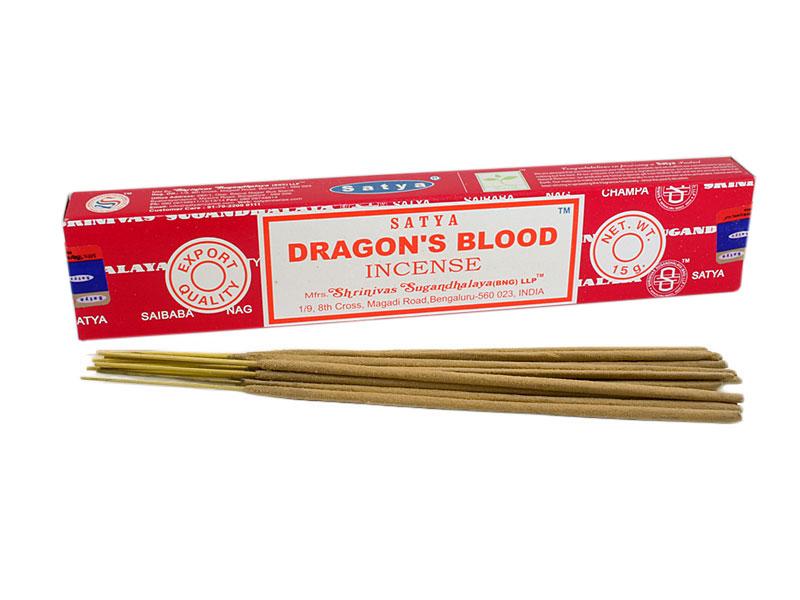 Nag Champa Dragons Blood Räucherstäbchen