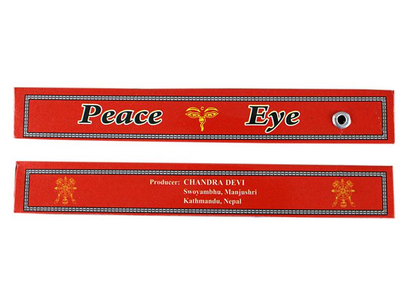Räucherstäbchen Peace Eye
