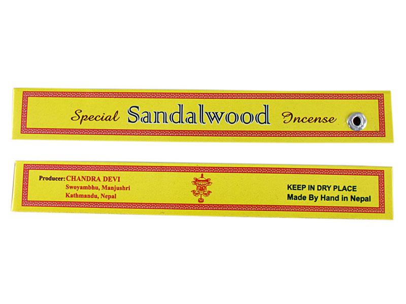 Räucherstäbchen Special Sandalwood Incense