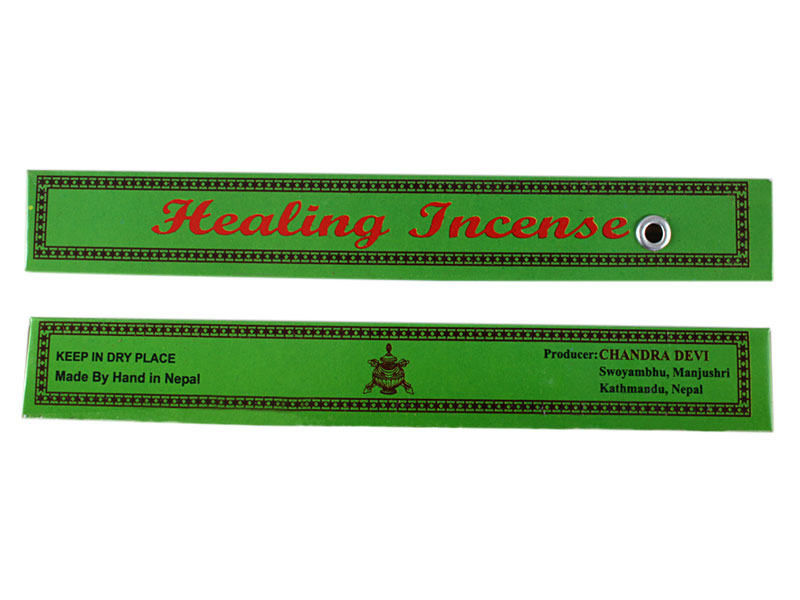 Räucherstäbchen Healing Incense