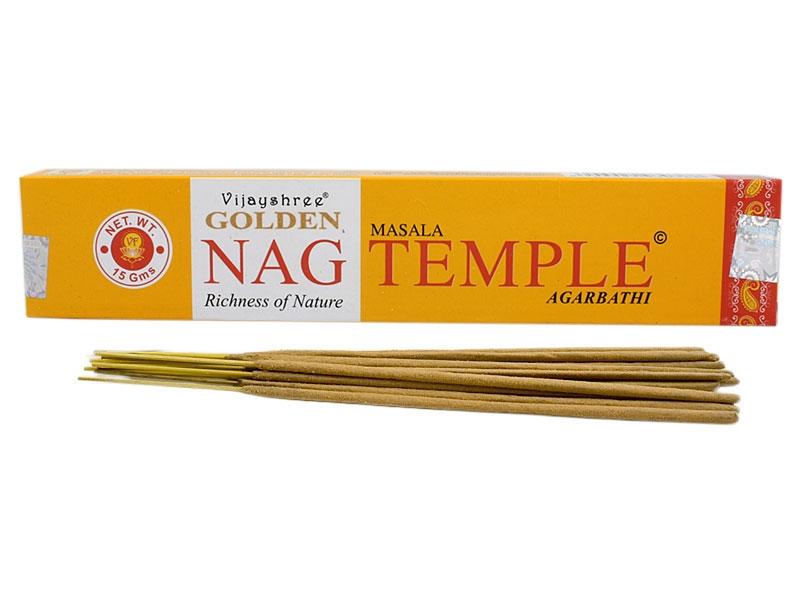 Räucherstäbchen - Golden Nag Masala Temple