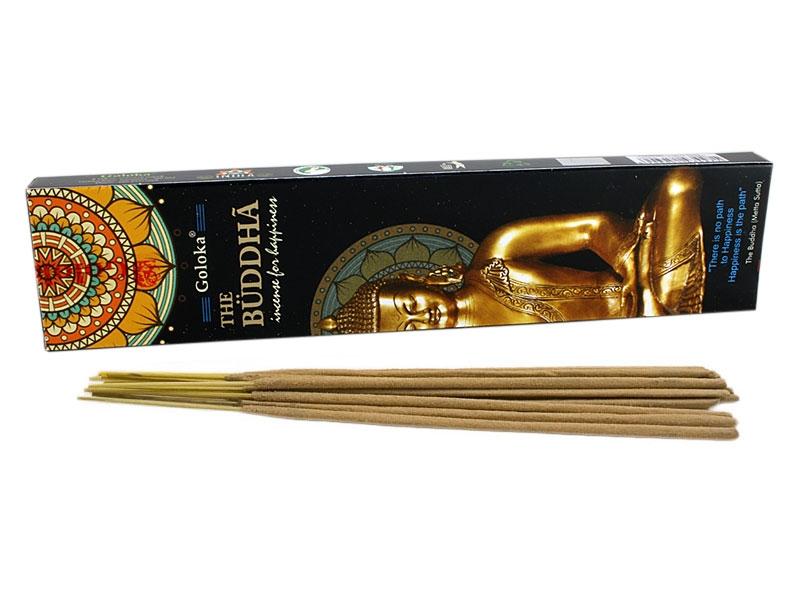 Räucherstäbchen Goloka The Buddha Incense