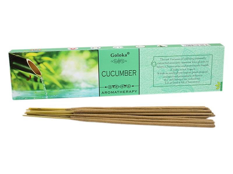 Räucherstäbchen - Goloka Cucumber