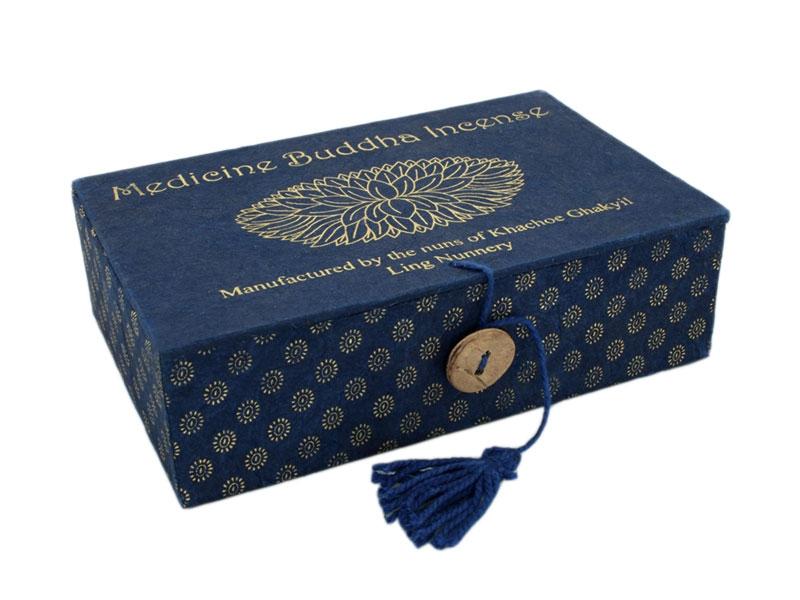 Medizin Buddha Räucherstäbchen Geschenkset