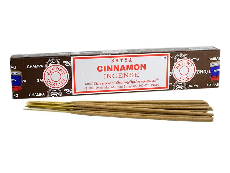 Nag Champa Cinnamon Räucherstäbchen