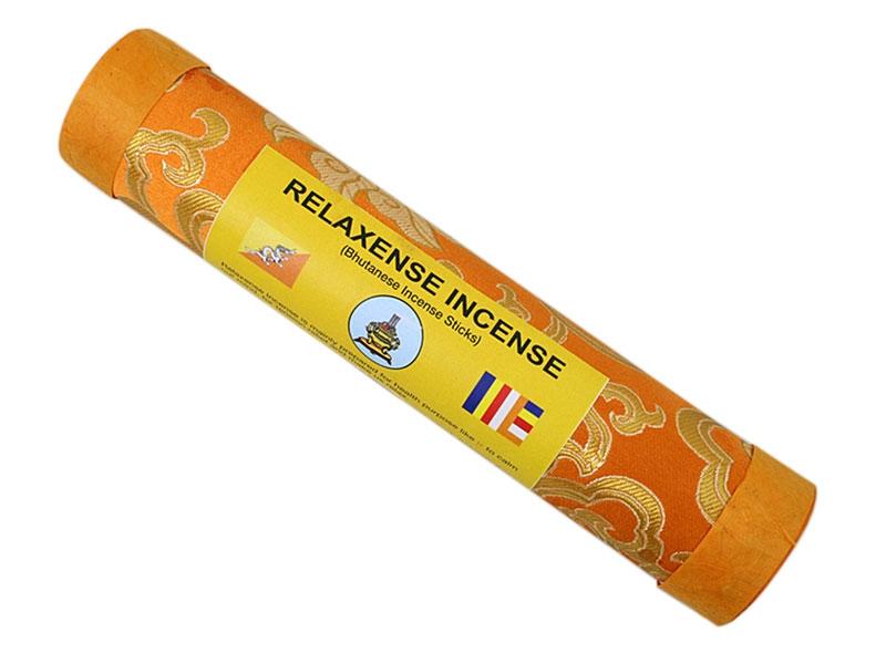 Bhutan Räucherstäbchen Relaxense Incense