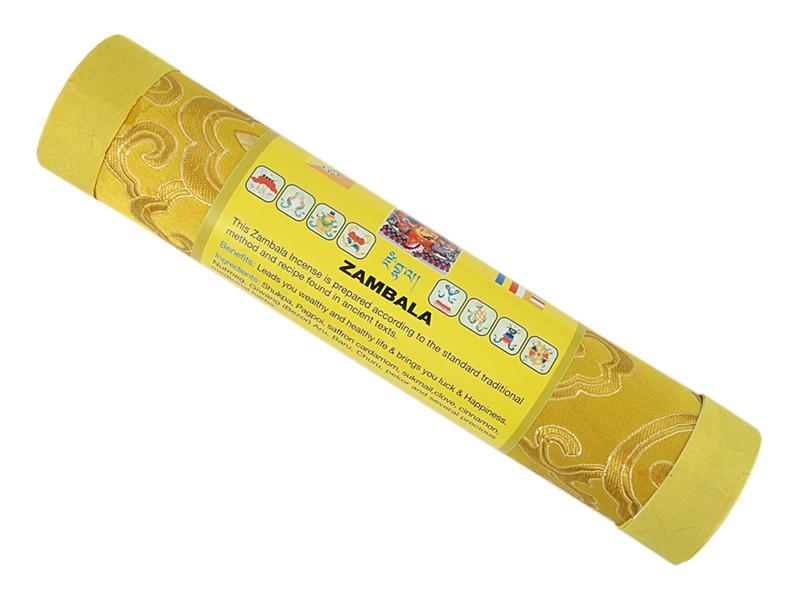 Bhutan Räucherstäbchen Zambala Incense