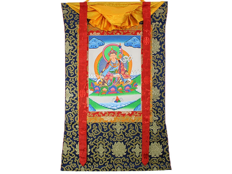 Thangka Rollbild Padmasambhava
