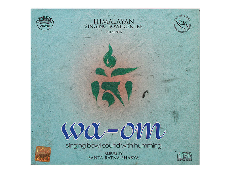 Wa OM - Singing Bowl Sound with Humming