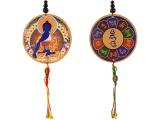 Auto oder Tür Schutz-Anhänger Medizin Buddha