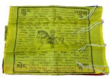 Gebetsfahne für Fahnenmast Polyester vertikal 165 x 50 cm