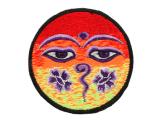 Aufnäher / Patches - Augen des Buddhas