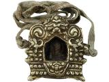 Tibetische Ghau Box Amulett - Chenrezig