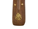 Räucherstäbchenhalter Holz - Ganesha