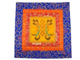 Altardecke aus Brokat viereckig