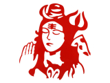 Aufkleber Sticker Shiva